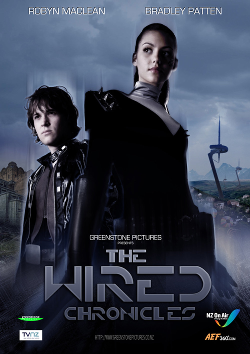 The Wired Chronicles. Web series. (TVNZ OnDemand)   While searching for her father,  Wired  finds herself trapped in a digital game world and hunted by deadly killer computer programs.