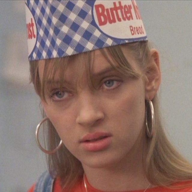 BABY UMA in Johnny Be Good (1988) ❤️