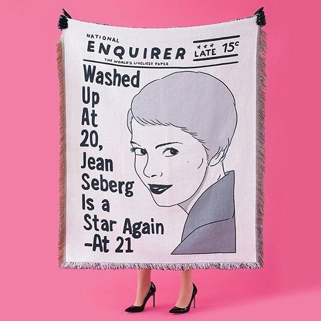 New products are coming soon but our long out-of-stock blankets are now available on backorder, today through the end of the week 💋