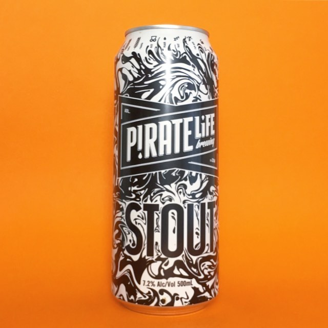 We also picked up some new @piratelifebeer Stout 7.2% 500ml cans . . ##beer #edinburgh #craftbeer #beerstagram #beertography #instabeer #beergeek #craftnotcrap #stout #stoutlover
