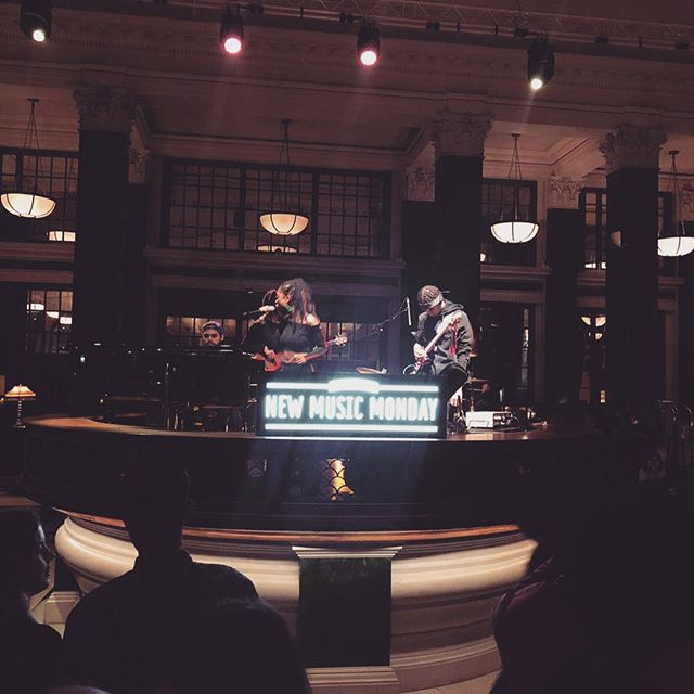 I had the BEST time. Make sure to check out my @Spotify profile OR website to check for future gigs ! ~ Thank you @thenedlondon @hotvoxmusic