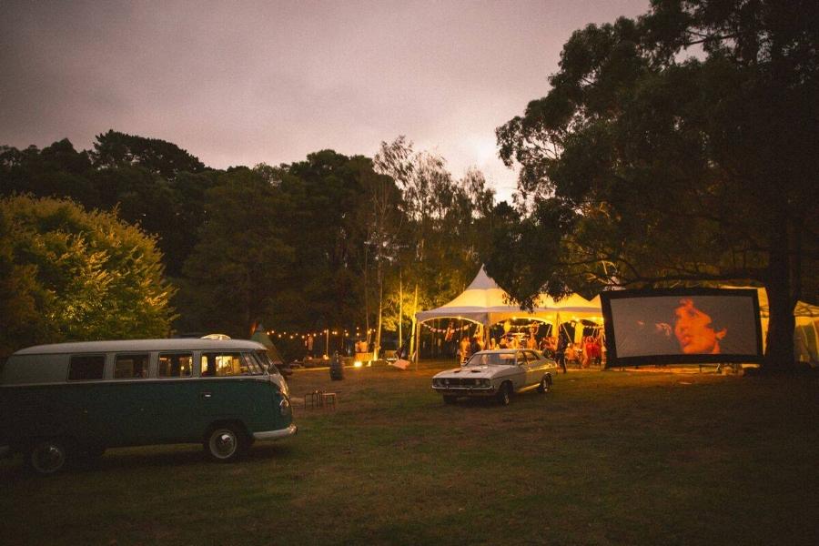 CHEMMART | Event Management + Woodstock themed event