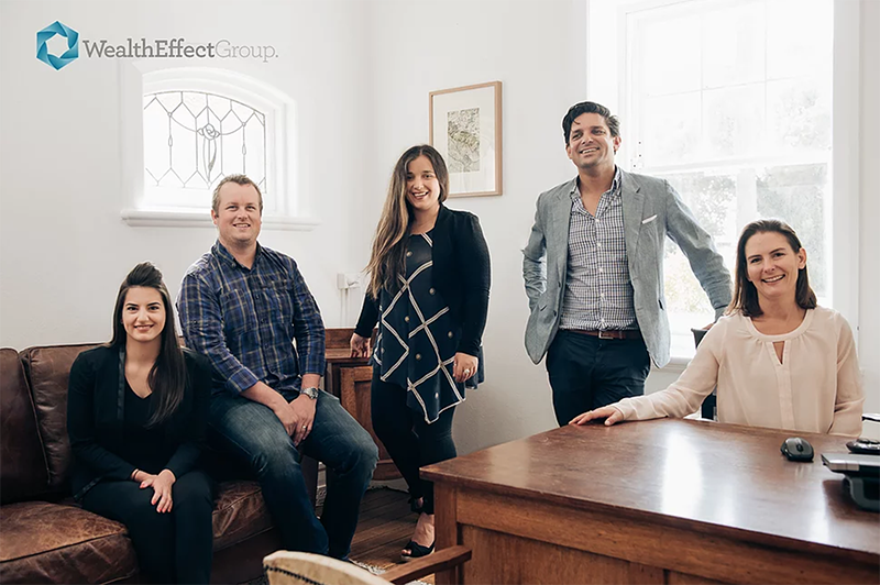 Wealth Effect Group + WE Mortgage Solutions
