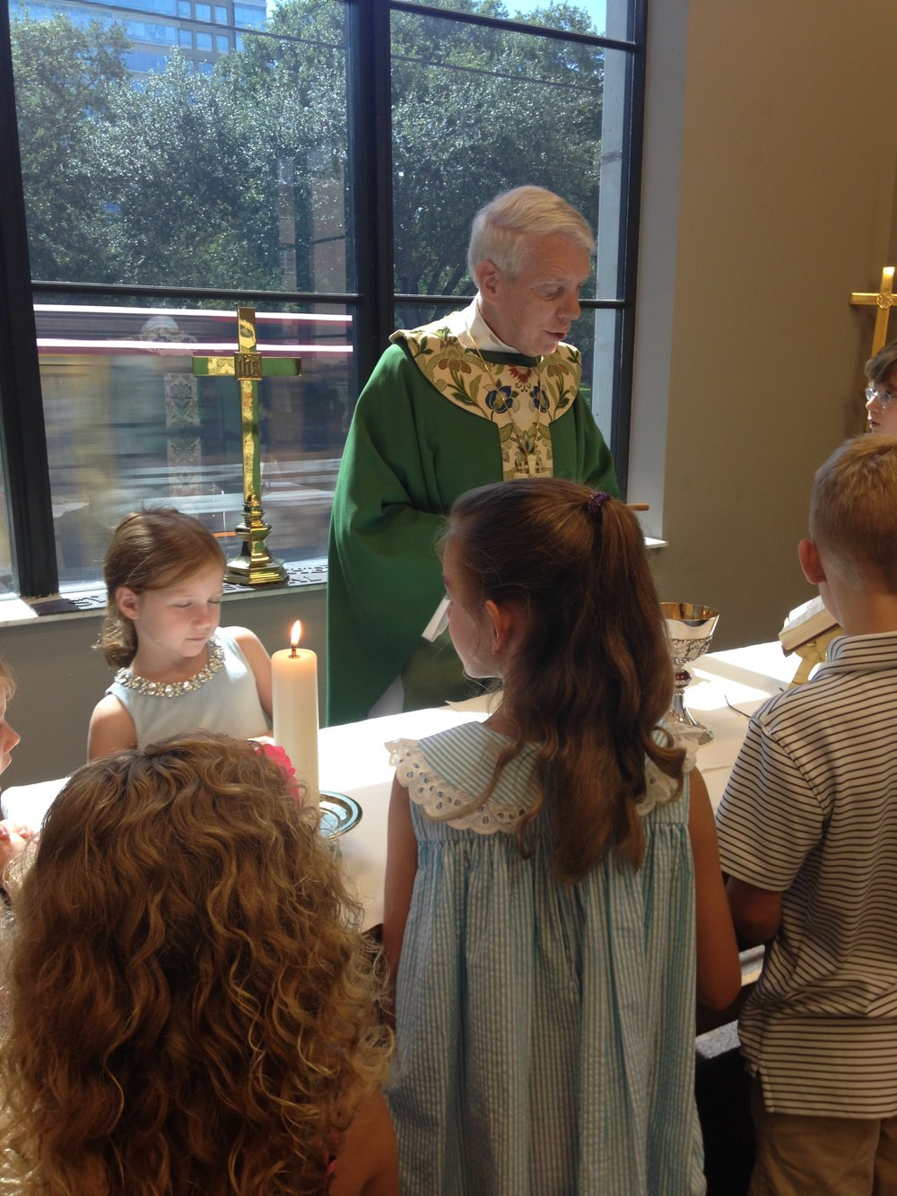 Children's Eucharist - 2nd Sundays