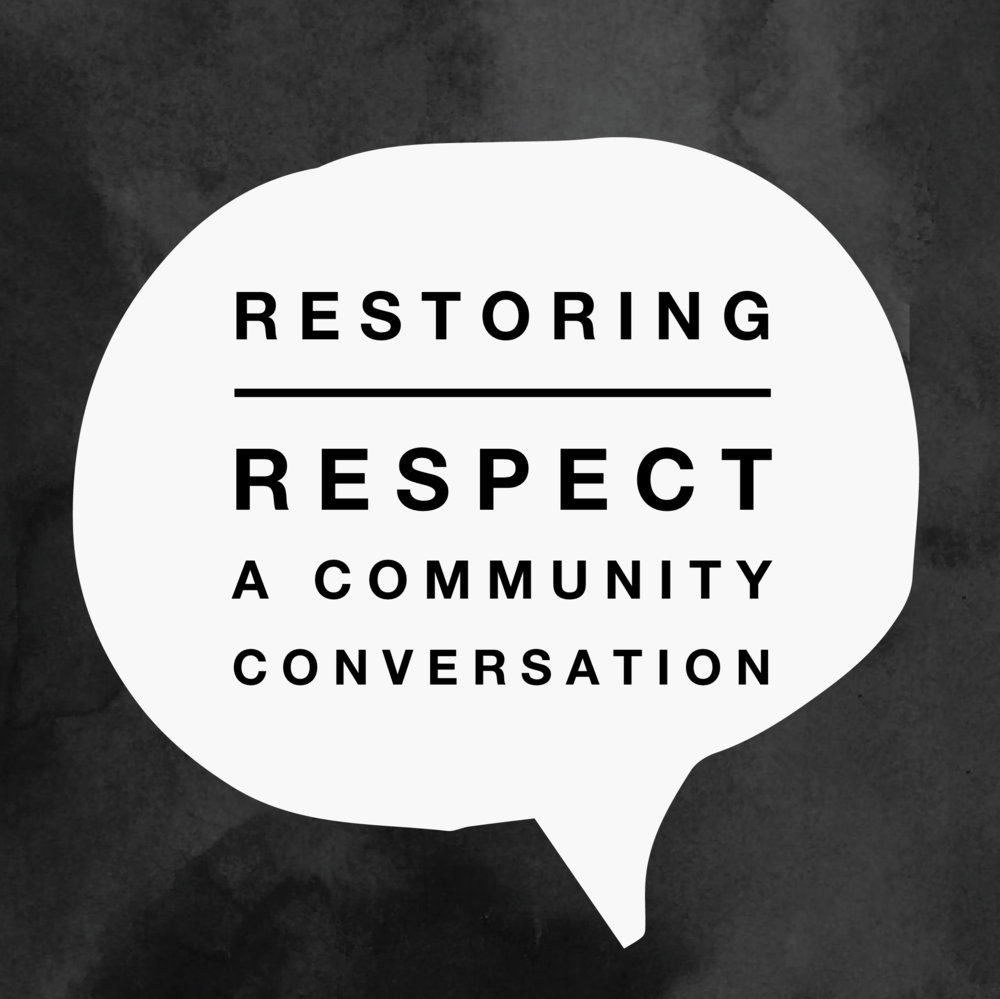 Restoring Respect - A community conversation about respecting others who look, think, worship or vote differentlyAll sessions start at 7 p.m. in Harvard Hall at the Cathedral Church of St. Peter