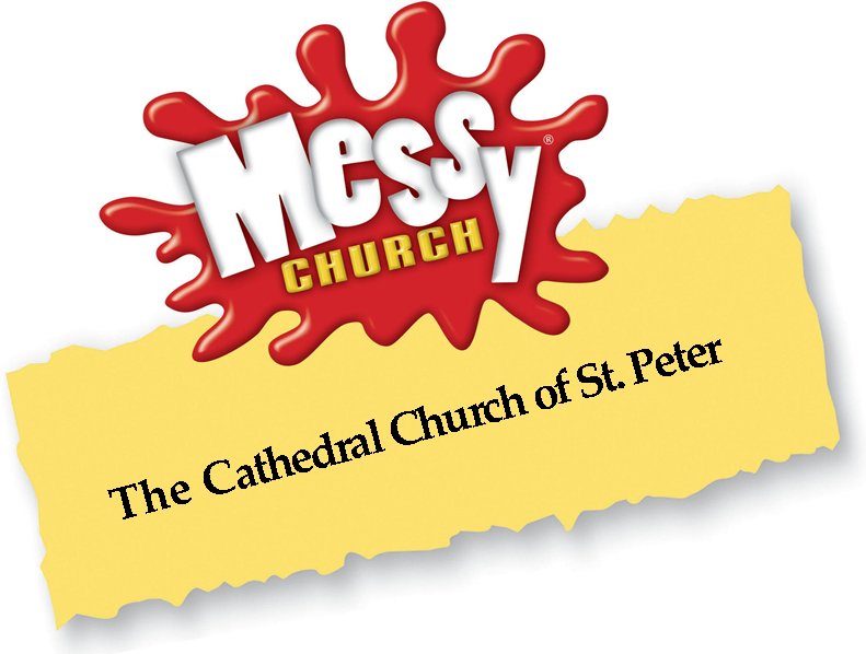 Messy Church! - Join us for Messy Church at the Cathedral!CLICK HERE to sign-up for Messy Sunday June 24thMessy Church is our monthly intergenerational family gathering involving: worship, crafts, music, storytelling and a shared supper. Contact: Betsy Adams