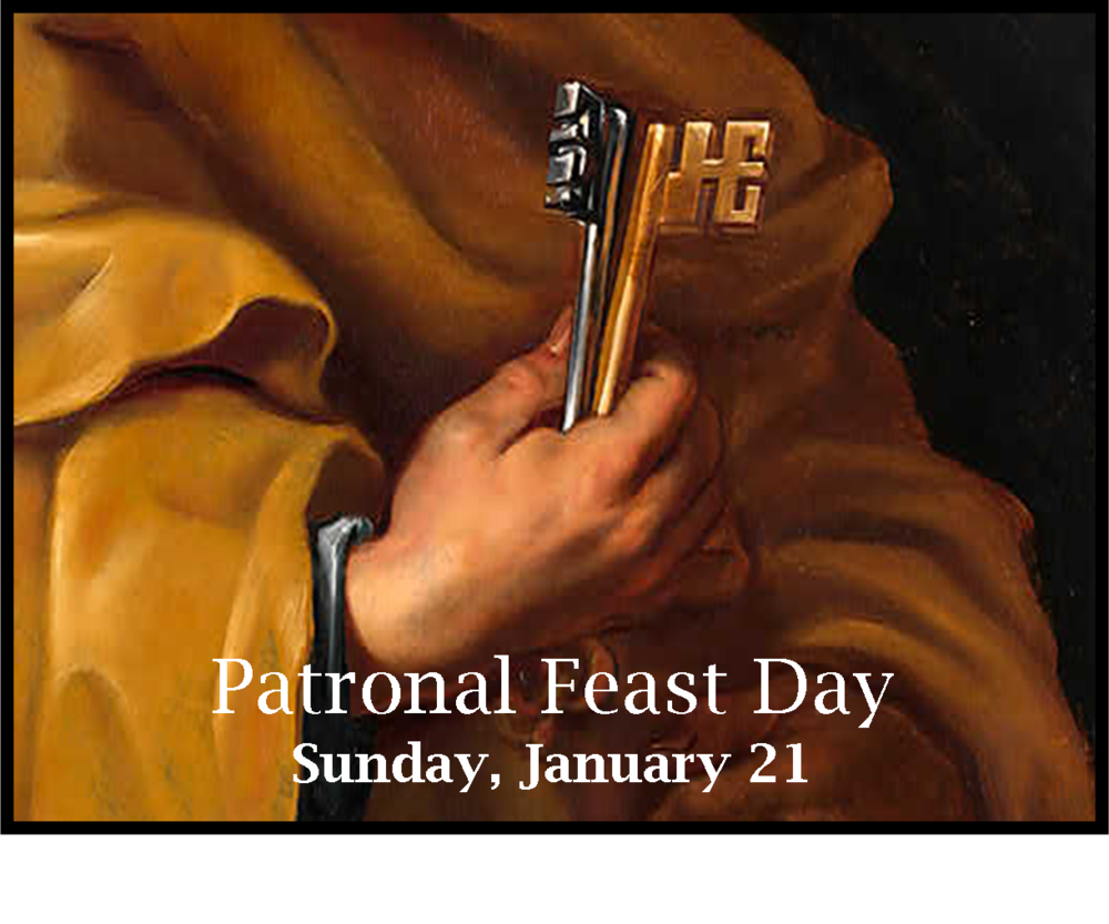 Patronal Feast Day
