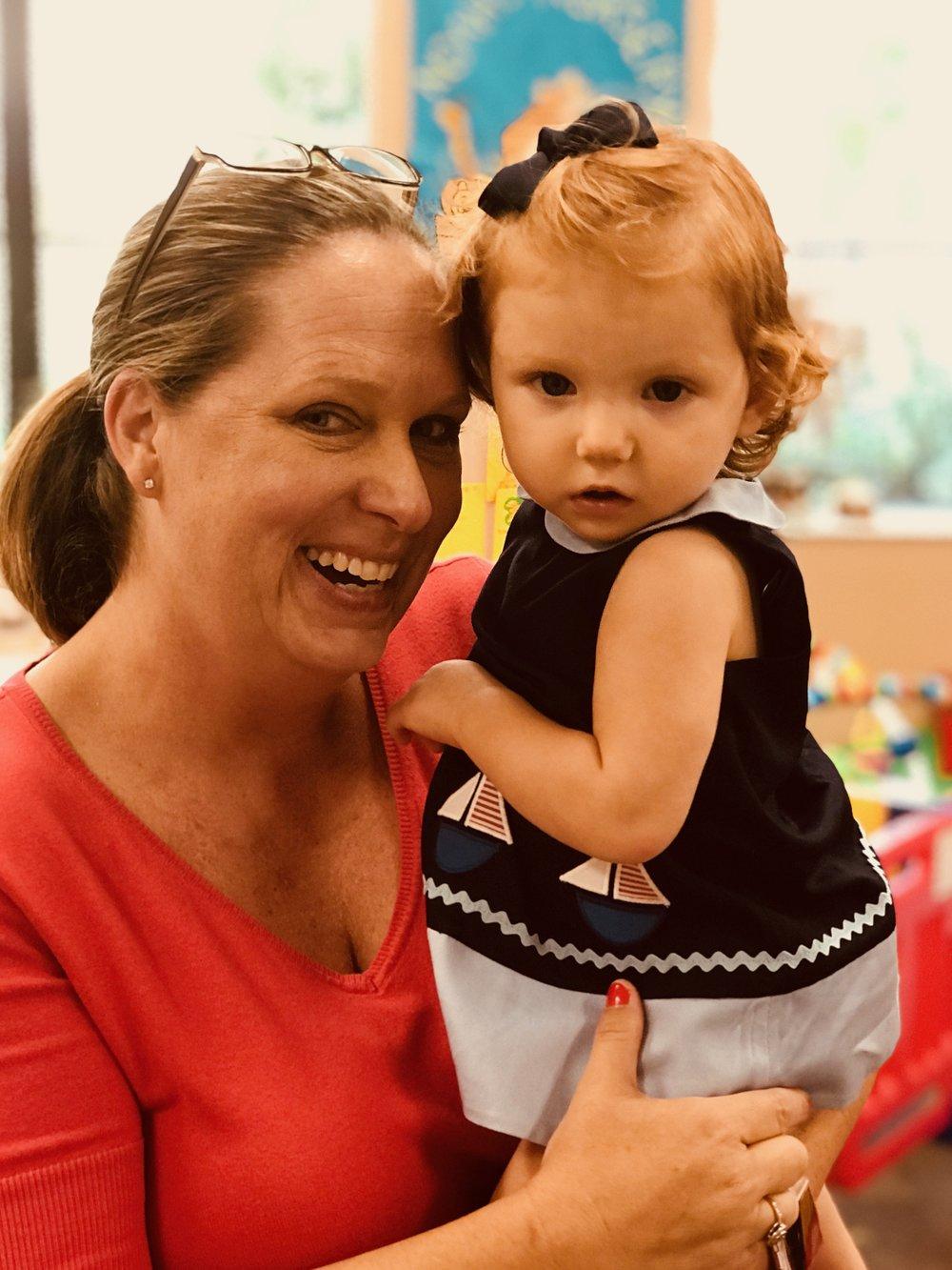 Cathedral Child Care Leader - Jennifer Payne
