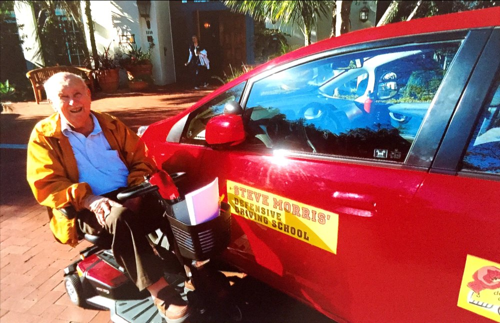 We helped Lou, a local Veteran keep his license!