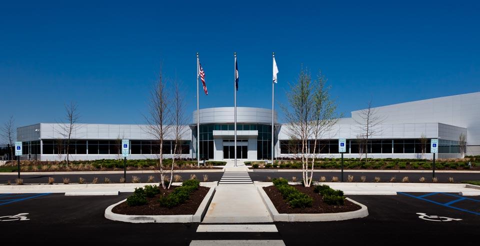 Rolls Royce Manufacture Plant VA