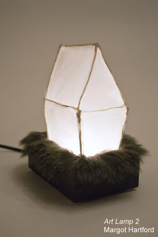 Art Lamp 2 - Margot Hartford