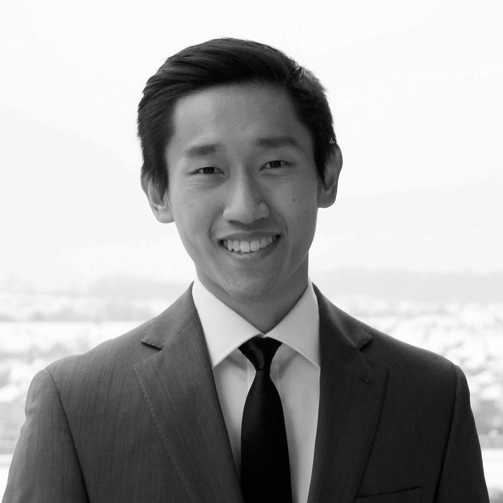 MICHAEL WONG    Founder | Senior Advisor  McMaster University