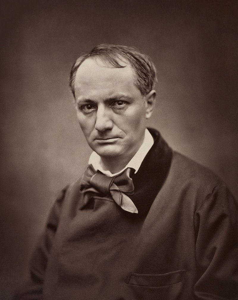 Baudelaire The Painter Of Modern Life Anna Talley