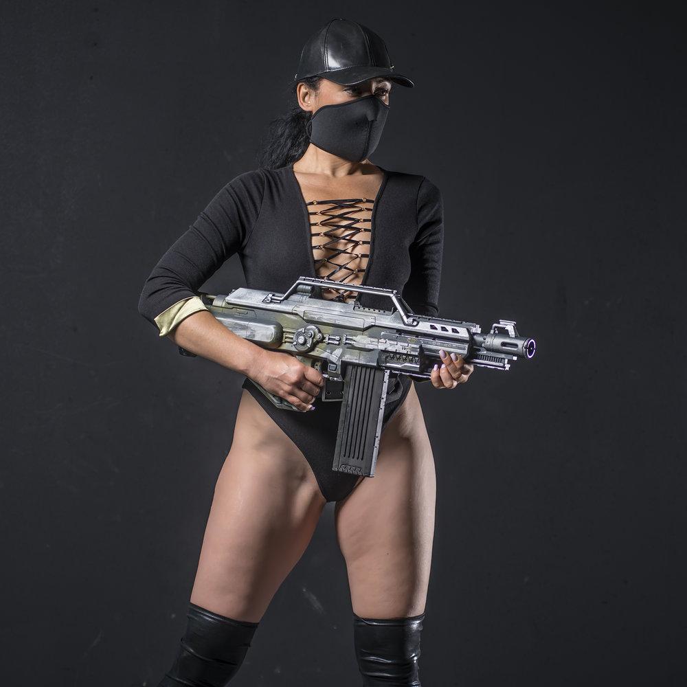 Black Faction Elite Unit