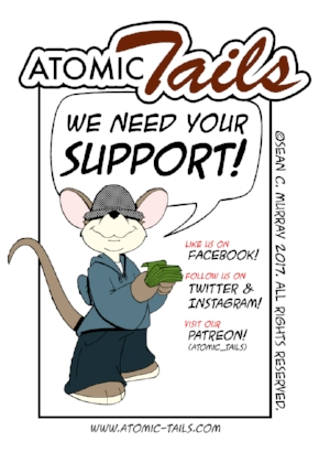 Atomic Tails Support AD