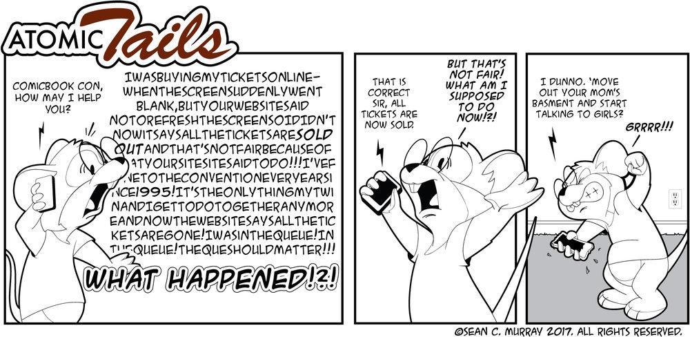 Atomic Tails: 1