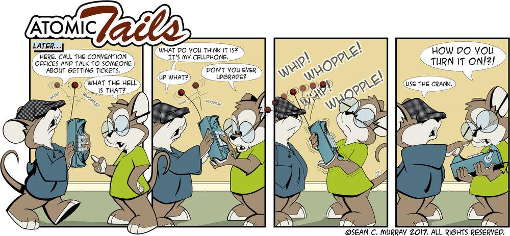 Atomic Tails: 4