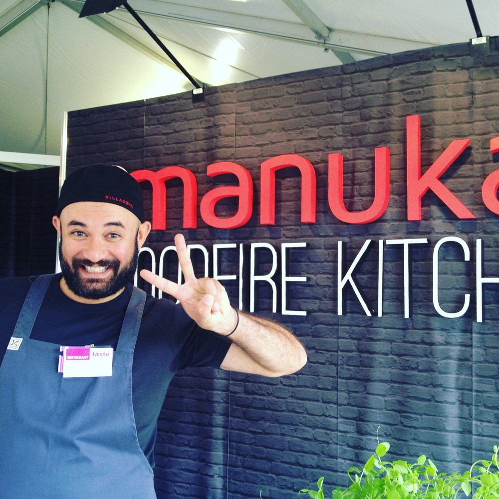 Winners are Grinners at Manuka Woodfire Kitchen