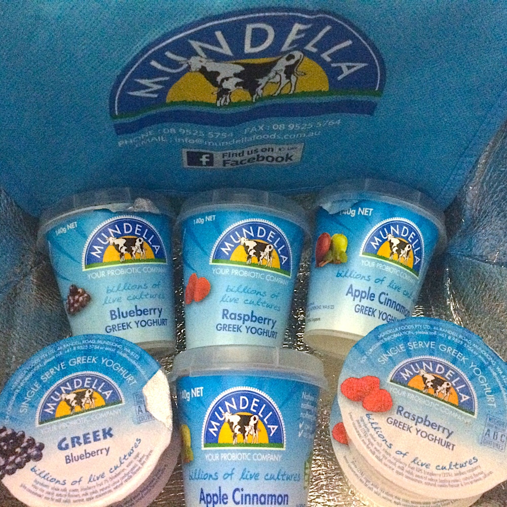 Mundella Yoghurt Cooler Bag