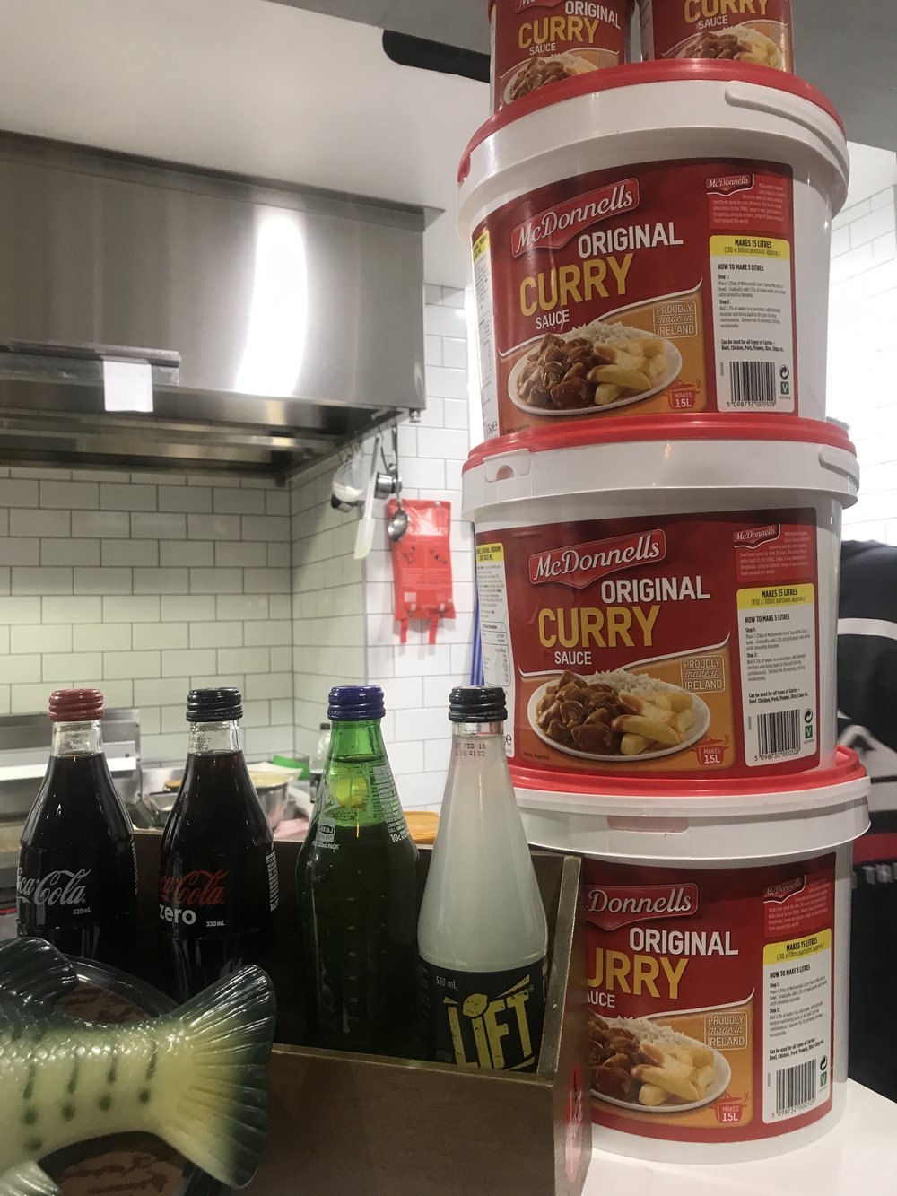 McDonnell's Original Curry Sauce
