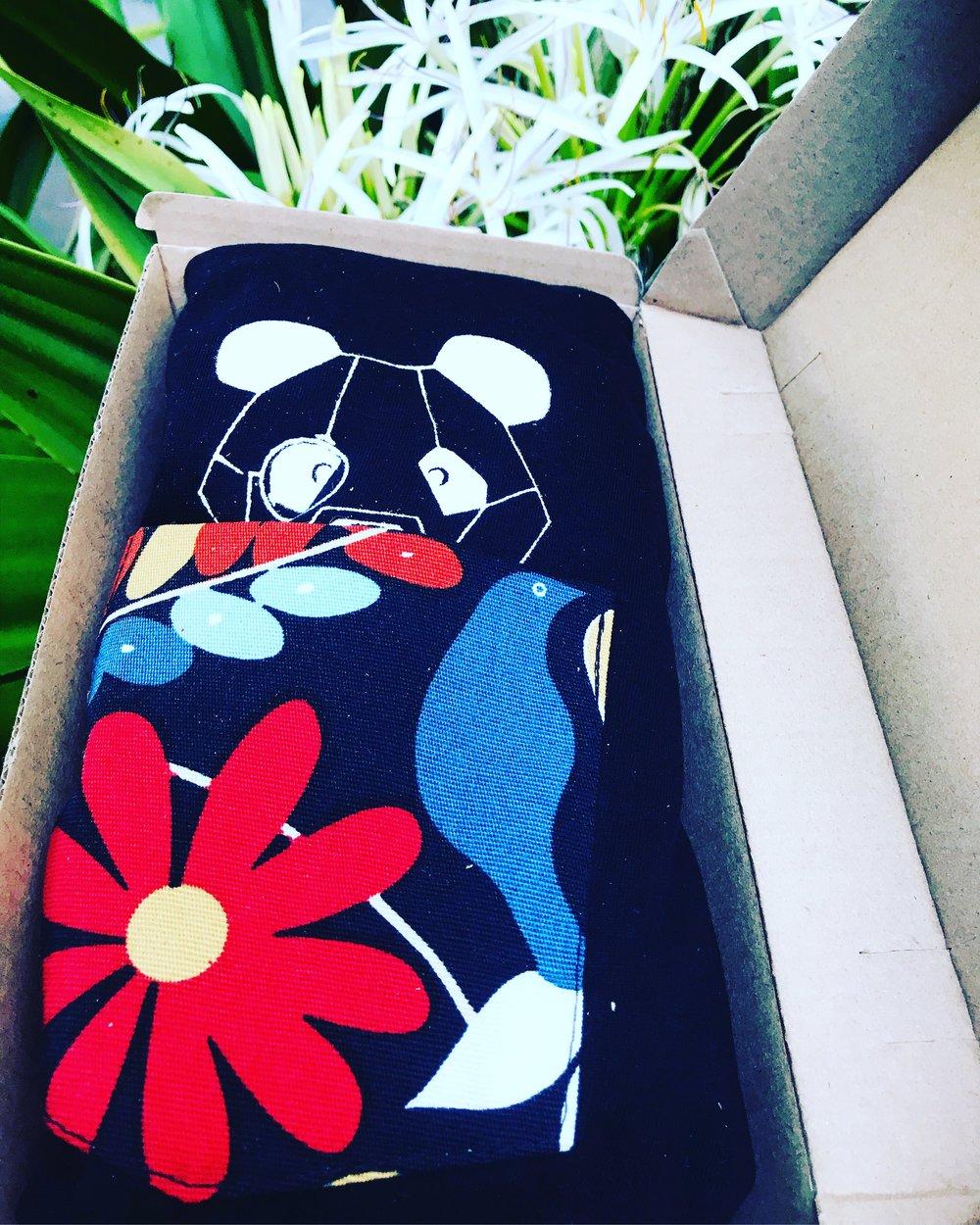 Panda to go!