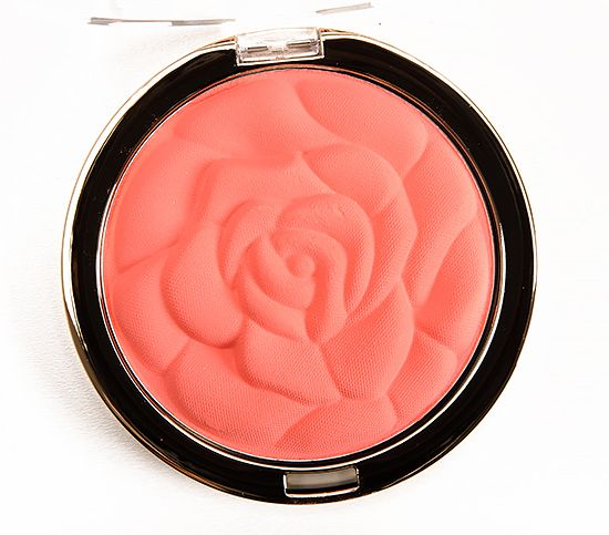 Milani Rose Powder Blush in the color Coral Cove ($10)