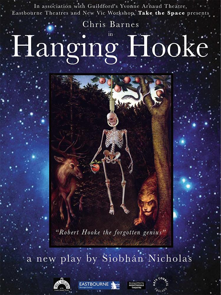 Hanging Hooke by Siobhán Nicholas