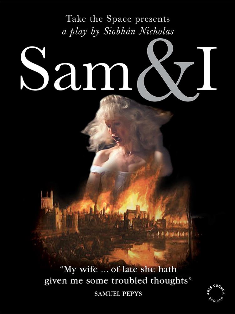 Sam & I by Siobhán Nicholas