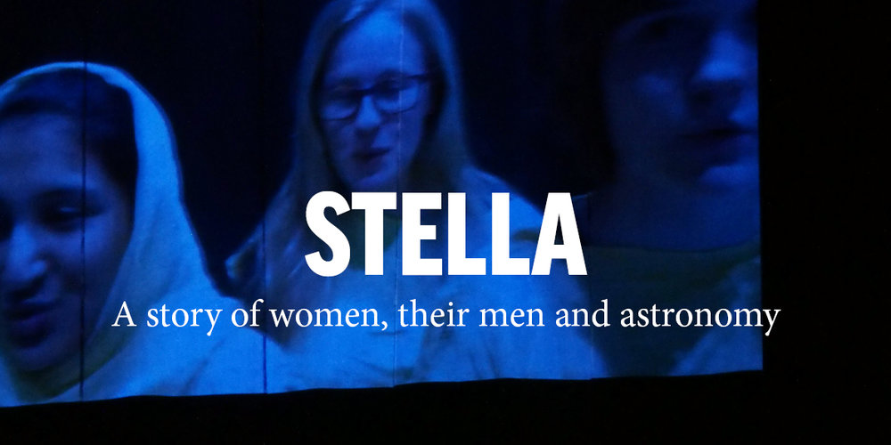Gateway image for STELLA, a story of women, their men and astronomy