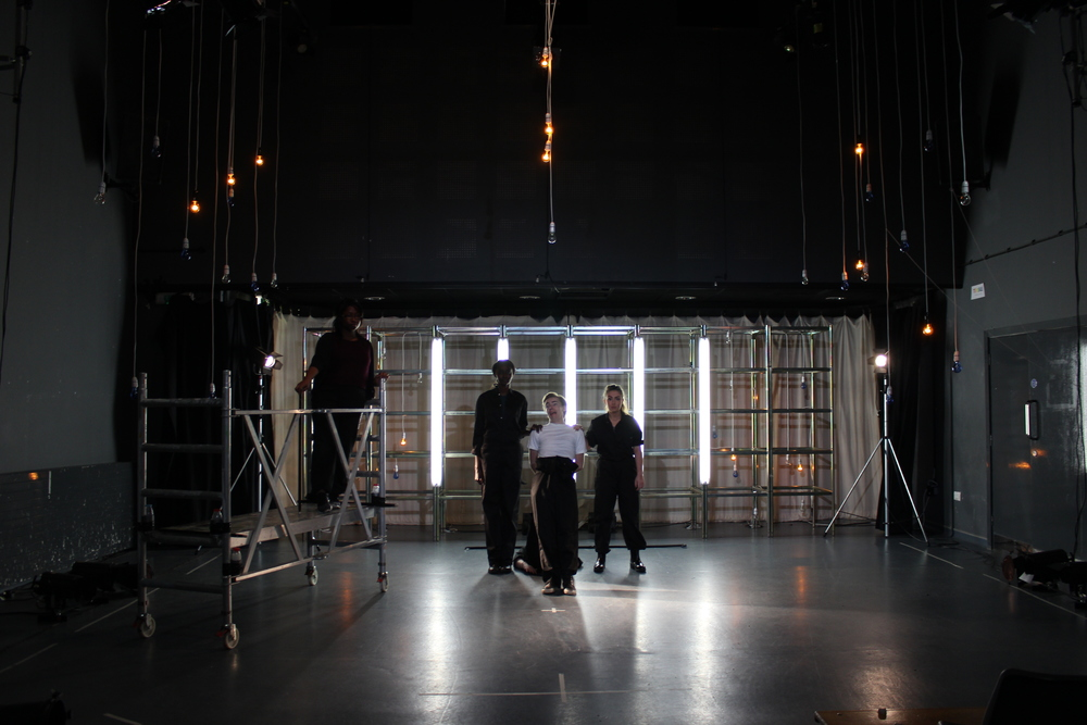 A Clockwork Orange | Ensemble | Photo Credit: Aiden Bromley