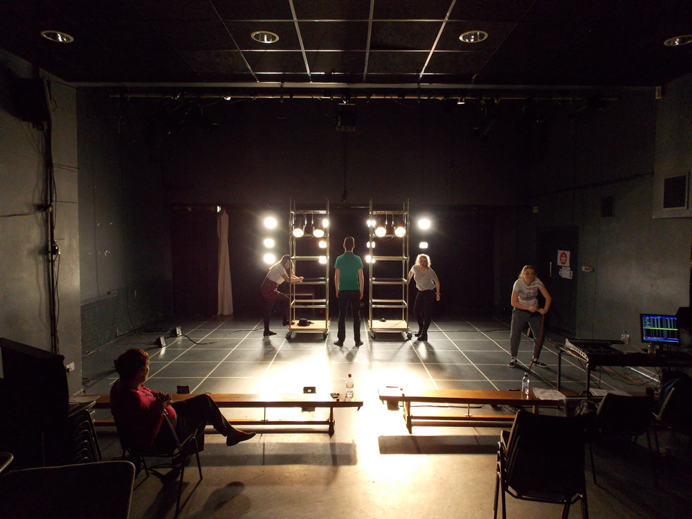 The Trial | Ensemble | Photo Credit: Aiden Bromley