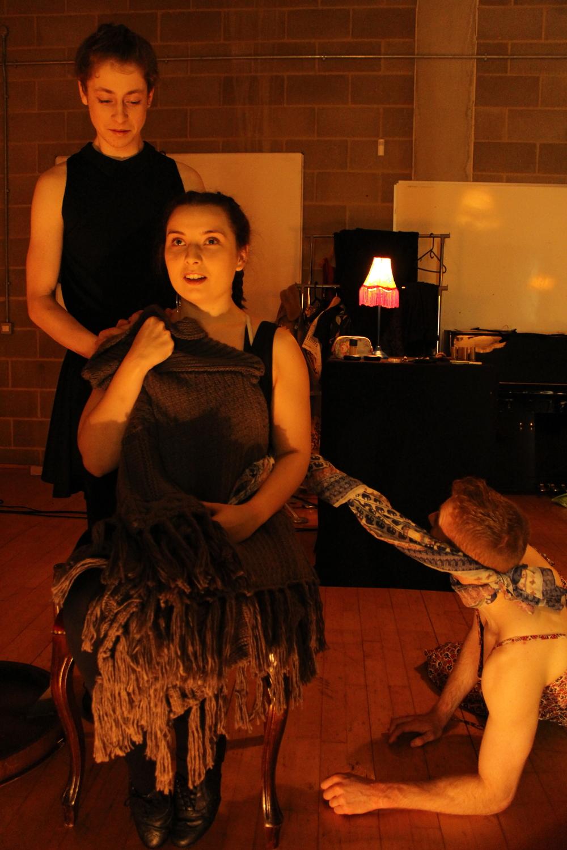 The Maids | Ensemble | Photo Credit: Jake Taylor