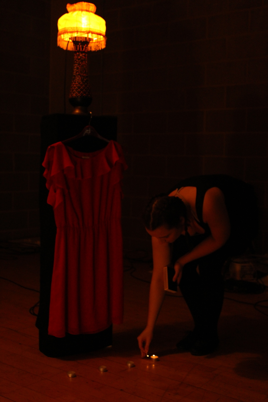 The Maids | Rebecca Louise Howard | Photo Credit: Jake Taylor