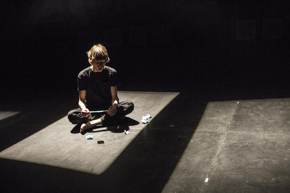 Awake! An Improvised Dream | Tomasz Borczyk | Photo Credit: Michael O'Reilly