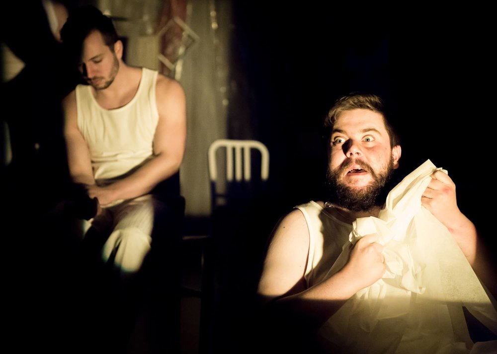 Frankenstein | Caleb Adderley and Jake Setters | Photo Credit: Benkin Photography