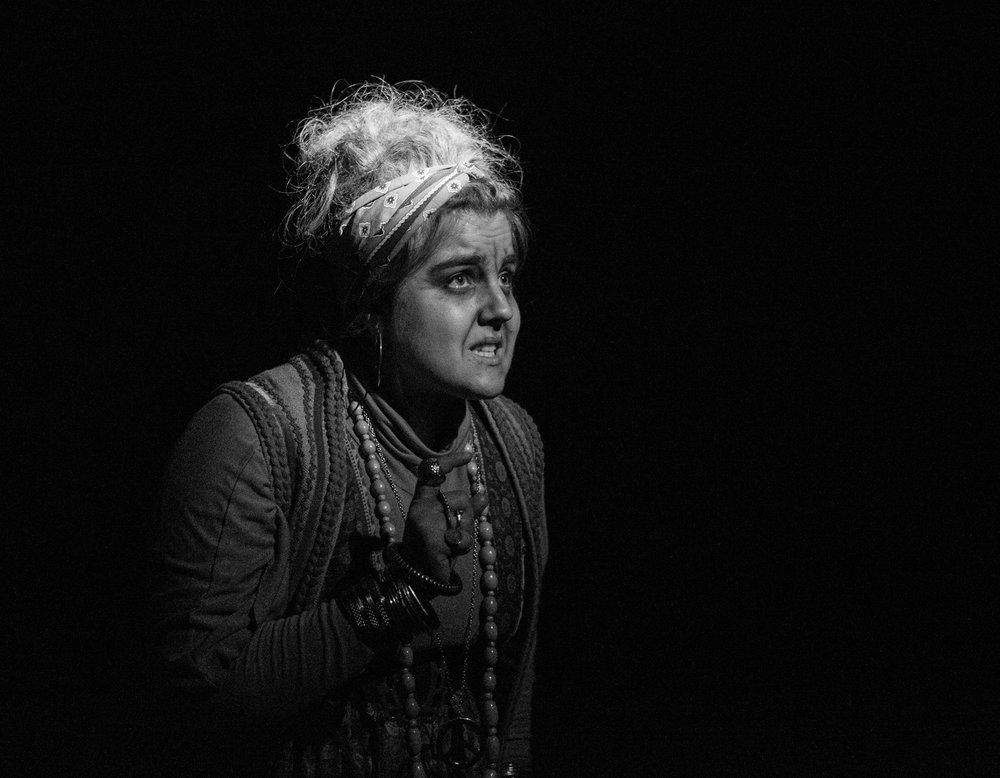 Escaped Alone | Athina Fridh Paleologos | Photo Credit: Michael O'Reilly