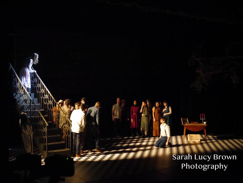Medea   Ensemble   Photo Credit: Sarah Brown