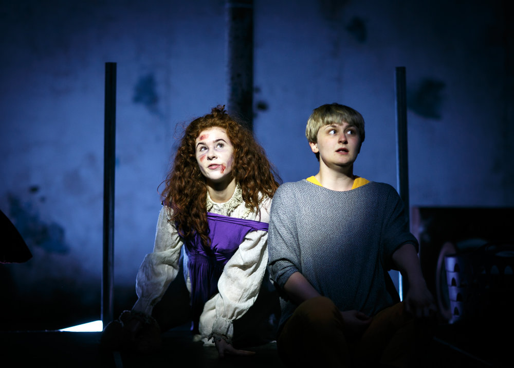 Mayday Mayday Tuesday: Mikhail's Story | Niamh Lynch and Ella Rides | Photography: Ben Wilkin