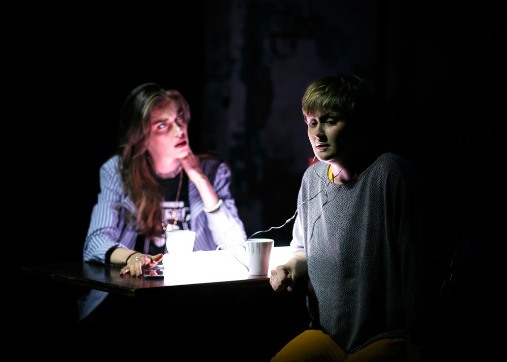 Mayday Mayday Tuesday: Mikhail's Story | Melissa Knighton and Ella Rides | Photography: Ben Wilkin