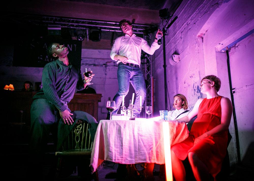 Mayday Mayday Tuesday: Mikhail's Story | Ensemble | Photography: Ben Wilkin