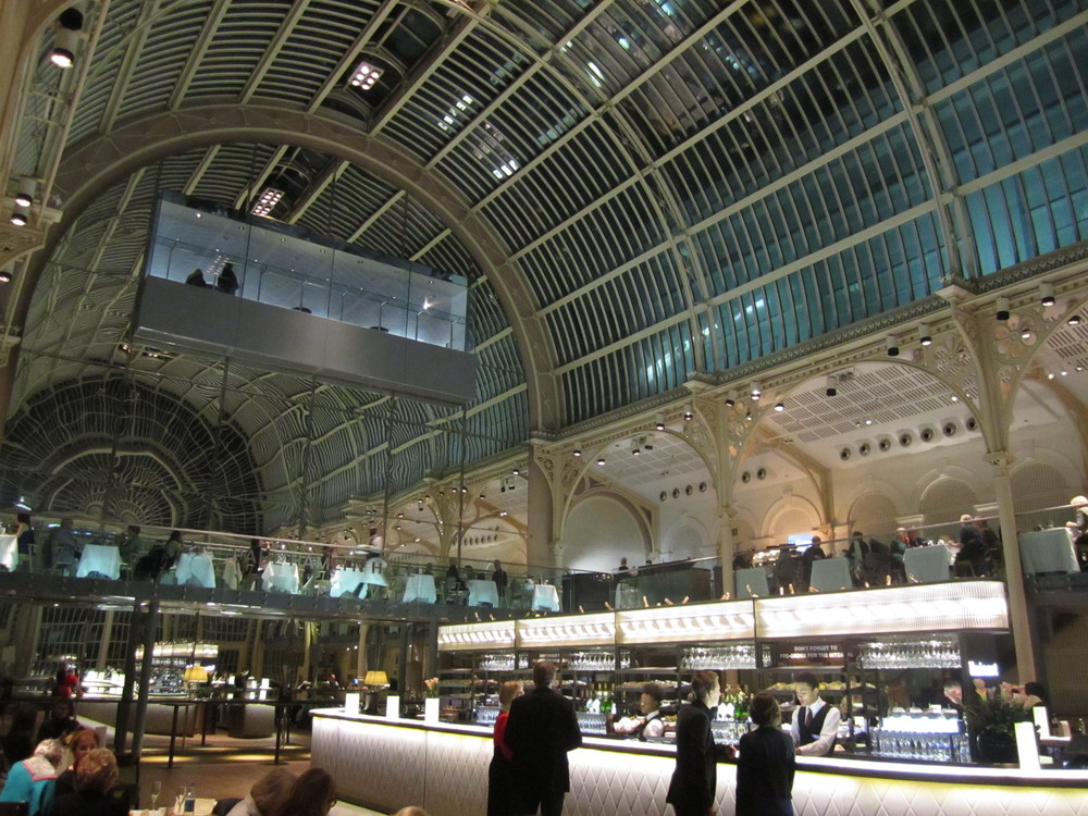 The Paul Hamlyn Hall   Photo:  Calvin Wood