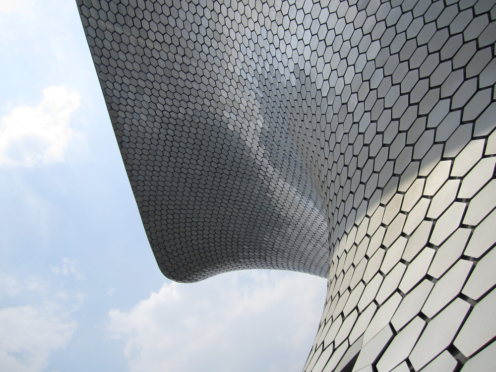 The Soumaya Museum  Photo:  Calvin Wood