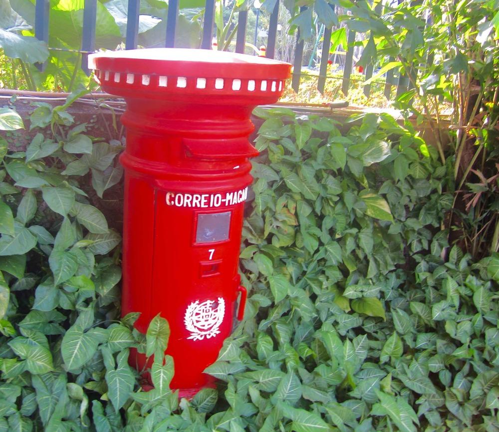 Macanese Mailbox  Photo: Calvin Wood