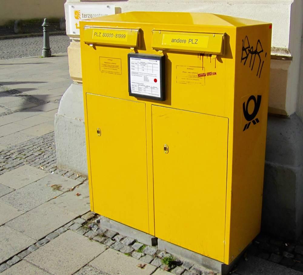 German Mailbox  Photo: Calvin Wood