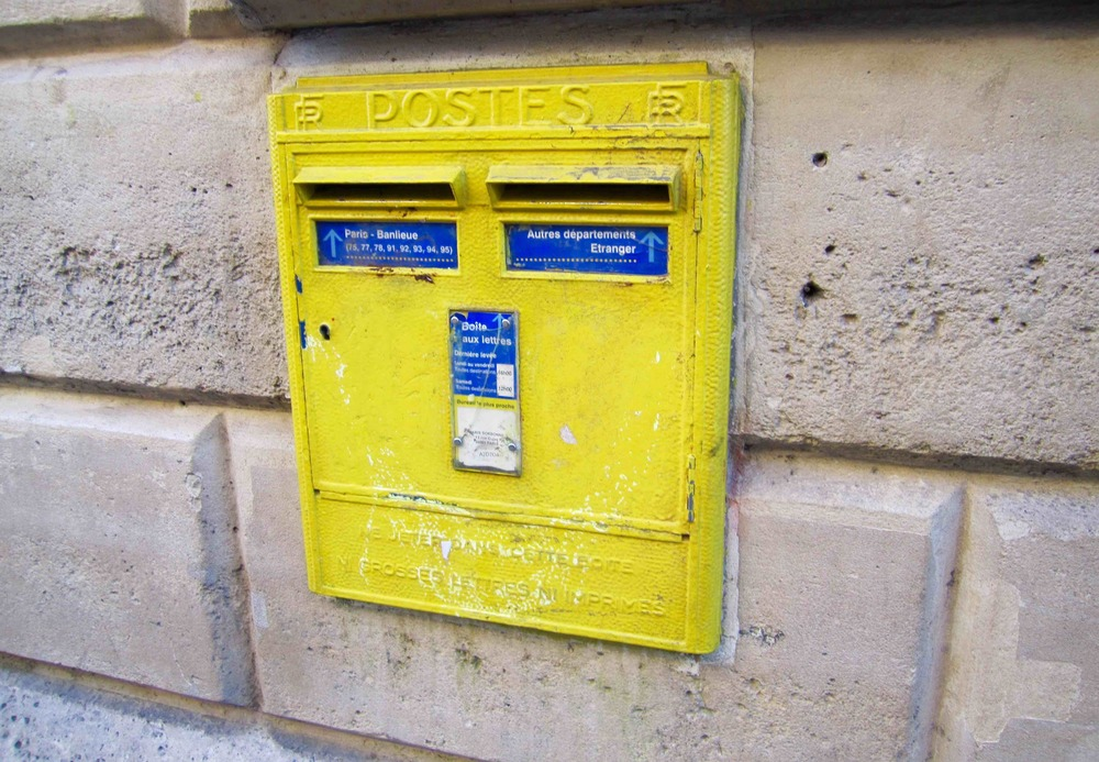 French Mailbox  Photo: Calvin WOod