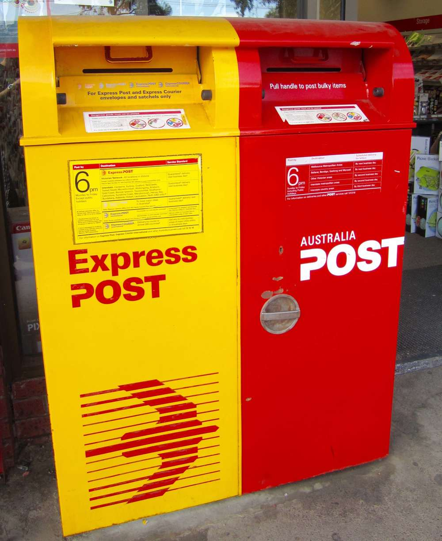 Australian Mailbox  Photo: Calvin Wood