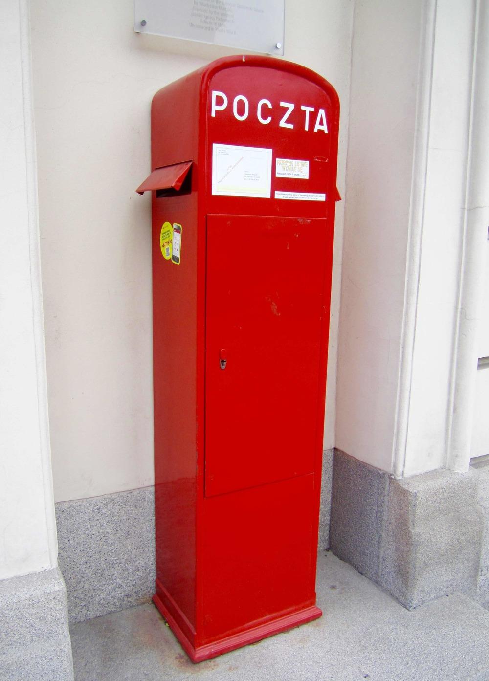 Polish Mailbox  Photo: Calvin Wood