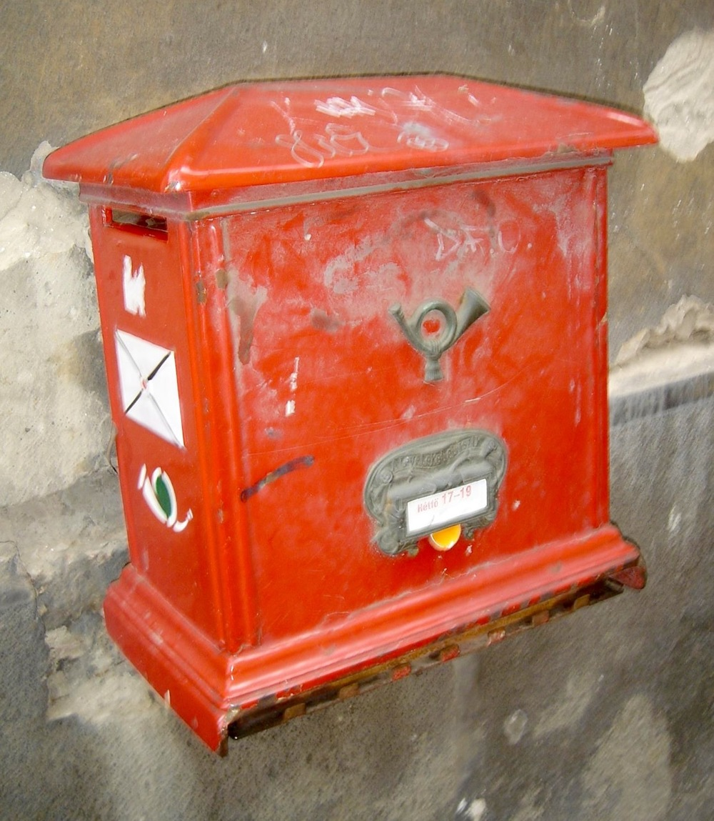 Hungarian Mailbox  Photo: Calvin Wood