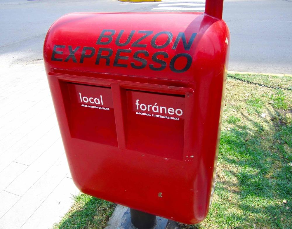 Mexican Mailbox  Photo: Calvin Wood