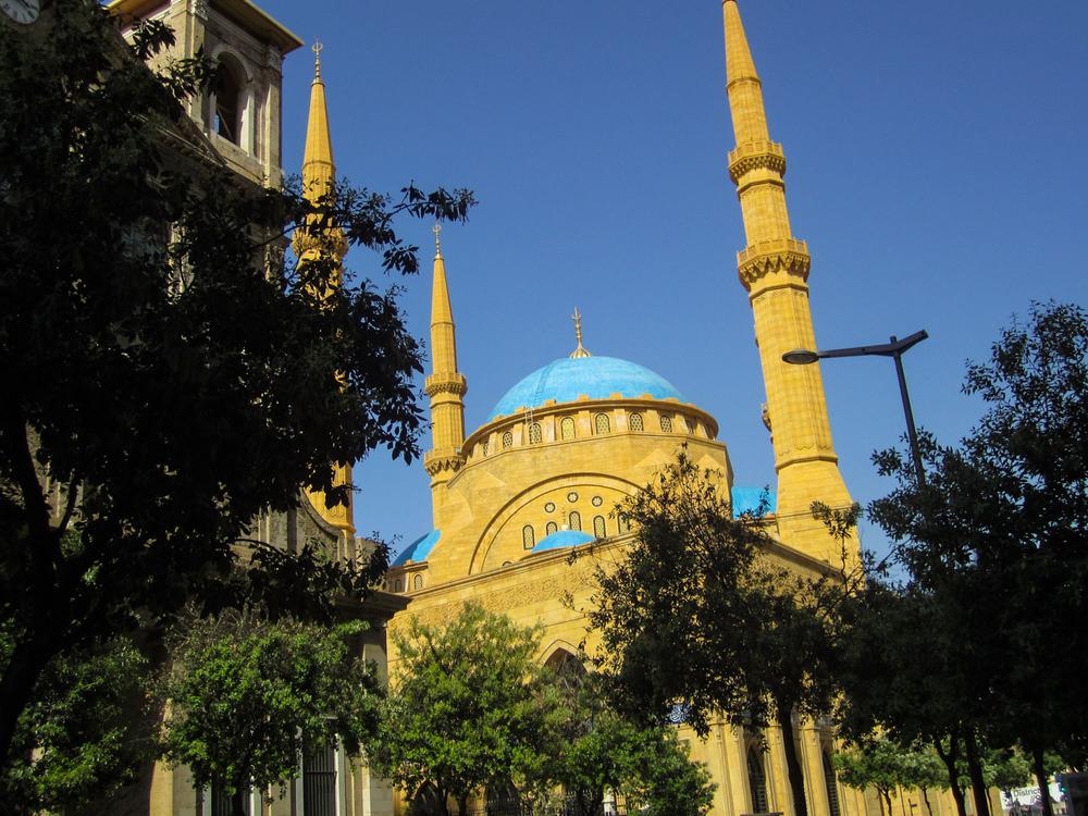 Mohammad Al-Amin Mosque  Photo: Calvin Wood
